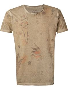 Ellus Camiseta Estampada - Inbrands - Farfetch.com