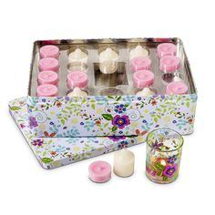 Spring Time Tin Gift Set