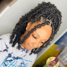 Braids Hairstyles Pictures, Faux Locs Hairstyles, Black Girl Braided Hairstyles, Twist Braid Hairstyles, African Braids Hairstyles, Baddie Hairstyles, Twists, Curly Hair Styles, Natural Hair Styles