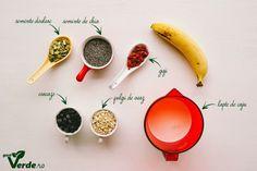 Budincă delicioasă din semințe de chia