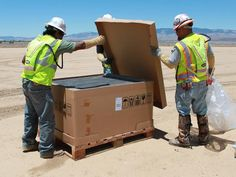 Antelope Valley Solar Ranch employed about 900 workers at peak construction