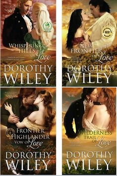 This is a wonderful series!  All the books are great reads.