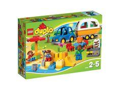 LEGO - La Gran Acampada (10602): Amazon.es: Juguetes y juegos