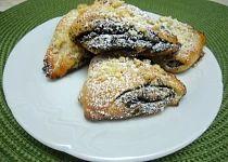 Závinové trojhránky nebo bochánky s mákem French Toast, Breakfast, Food, Morning Coffee, Essen, Meals, Yemek, Eten