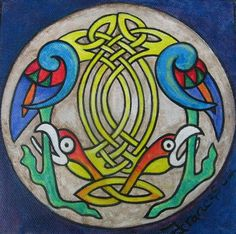 Celtic design!