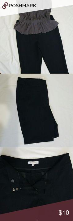 Ellen Tracy slack pant Worn slack pant Ellen Tracy Pants Straight Leg