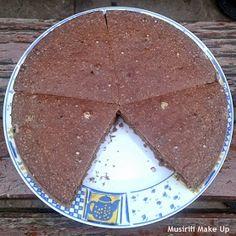 Musirili Make Up: ** Pesadilla en la cocina: Bizcocho FITNESS de chocolate, almendra y coco **