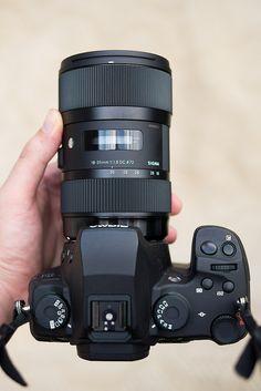 Sigma SD1 Merrill & Sigma 18-35mm f/1.8 Art Blog: http://fotogenerell.wordpress.com/