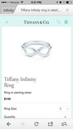 Tiffany infinity ring - engrave for bridesmaids | http://m.tiffany.com/Mobile/shopping/item.aspx?cid=298241&Sku=GRP06568&selectedSku=27999301