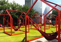 Mi Casa Your Casa Interactive Installation by Héctor Esrawe and Ignacio Cadena