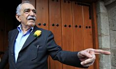 "RIP Gabriel García Márquez (pictured here at his home in Mexico in 2014.  Photograph: Mario Guzman/EPA). If you haven't read any of his novels, I suggest you start with ""Love in the Time of Cholera."""