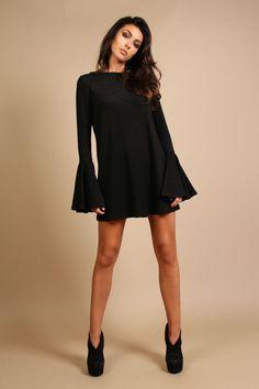 Sadie Swing Dress £155    #fashion #swingdress #aw16  #winterfashion #rr #rebeccarhoades  http://www.rebeccarhoades.com/product/sadie-swing-dress/