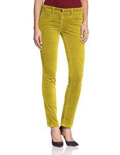 In Offerta! #Offerte Abbigliamento#Buoni Regalo   #Outlet Tom Tailor - Pantaloni slim, donna, Giallo (Gelb (3433  Acid Yellow)), 54 IT (40W/34L) disponibile su Kellie Shop. Scarpe, borse, accessori, intimo, gioielli e molto altro.. scopri migliaia di articoli firmati con prezzi da 15,00 a 299,00 euro! #kellieshop #borse #scarpe #saldi #abbigliamento #donna #regali