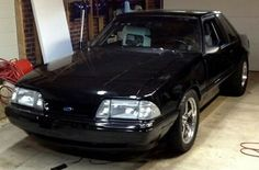 Notchback Mustang, Ford Fox, Ford Mustang Classic, Fox Body Mustang, Ford Parts, Coyotes, Drag Cars, American Muscle Cars, Dream Garage