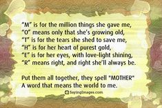 Happy Mothers Day Quotes For Friends & Family Short Mothers Day Poems, Mothers Day Funny Quotes, Mother Birthday Quotes, Mothers Day Inspirational Quotes, Best Mother Quotes, Mothers Day Captions, Happy Mothers Day Poem, Happy Mothers Day Pictures, Mother Day Message