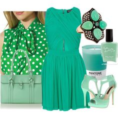 Easter Sunday outfit