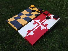 Md B1G Flag set by BMore Corny