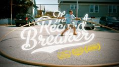 The Record Breaker. THE RECORD BREAKER a film by Brian McGinn  The Record Breaker tells the life story of Ashrita Furman, the man with the m...