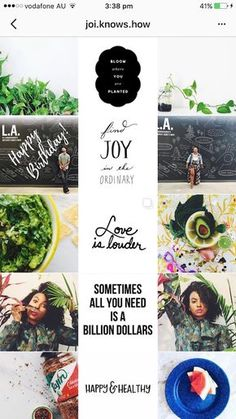 Here are 7 Instagram Grid Layouts you can use now to make your Instagram Theme. Also included: Instagram visual planner and Instagram tips.