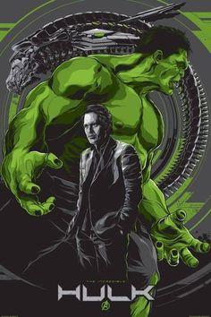 Ken Taylor - The Hulk