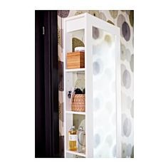 BRIMNES Espejo con almacenaje - IKEA