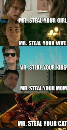 Only stranger things fans will get this