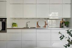 Kitchen Design, Kitchen Cabinets, Inspiration, Pastel, Home Decor, Biblical Inspiration, Cake, Decoration Home, Design Of Kitchen