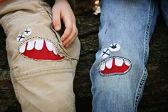 great way to get more use out of kids pants