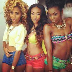 BAD N FLY FEMALES♥