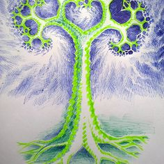 The fractal tree
