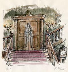 Haunted Mansion Concept