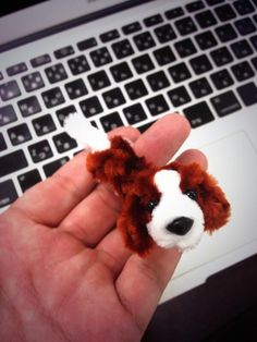 Cavalier by pipecleaner
