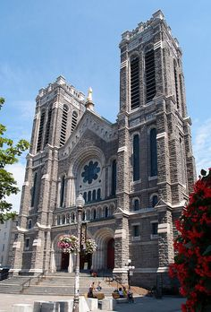 Saint Roch Church - Quebec City