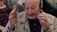 For Elders With Dementia, Musical Awakenings.The clip is part of a documentary called Alive Inside, which follows social worker Dan Cohen as he creates personalized iPod playlists for people in elder care facilities, hoping to reconnect them with the music they love.