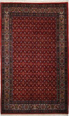 """Moud Salmon Allover Carpet CS-M10217254 X 155 Cm. (8'4"""" X 5'1"""" Ft.) - Carpetsanta"""