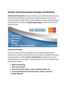 Outdoor Advertising Dubai Strategies and Methods Creative Advertising, Advertising Agency, Healthy Filling Snacks, Yummy Snacks, Phone Wallpaper Design, Digital Media Marketing, Creative Kids Snacks, Pear Smoothie, No Dairy Recipes