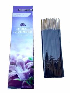 Lavender Agarbatti has natural Lavender fragrance. These agarbatti are machine rolled with round sticks. Packing Ideas, Incense Sticks, Natural Oils, Free Gifts, Lavender, Fragrance, Boxes, Key, Pure Products