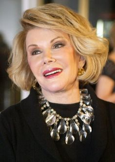 Joan Rivers SEPTEMBER 4,2014, DEAD AT THE AGE OF 81,I MISS YOU ALEADY,FRIDAY NIGHTS WON'T BE THE SAME