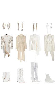 Blackpink Fashion, Kpop Fashion Outfits, Stage Outfits, Kawaii Fashion, Korean Fashion, Fashion Dresses, Fashion Design, Classy Outfits, Cute Outfits