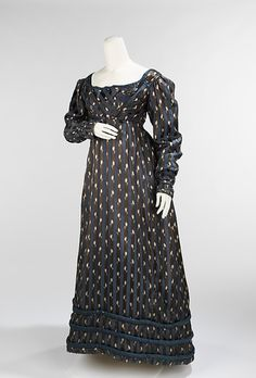 Dinner Dress    1820s    The Metropolitan Museum of Art