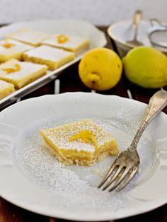 Pradobroty: Citronové řezy z celého citronu