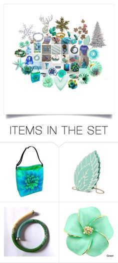 """Christmas Shopping on Etsy"" by crystalglowdesign ❤ liked on Polyvore featuring art"