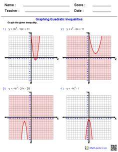 20 Best Quadratic Function Images Maths Algebra Quadratic