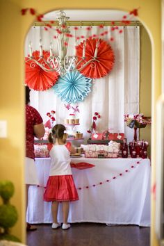 This party is adorable so many cute ideas.