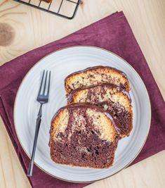 Babka marmurkowa na oleju Keto Recipes, Cooking Recipes, Banoffee Pie, Nutella, Banana Bread, Slow Cooker, French Toast, Breakfast, Food