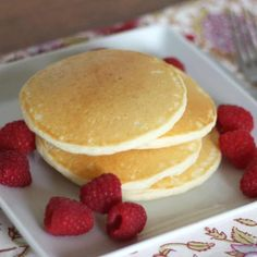 My family has had a thing for pancakes for as long as I can remember. One of the very first recipes I posted on the blog was for our Favorite Fluffy Pancakes.I waited a long time to post a gluten free pancake recipe, because I wanted to be able to tell you that I wasRead More
