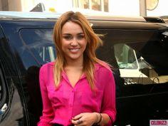 World's Most Beautiful Celebrity: Beautiful Miley Cyrus.