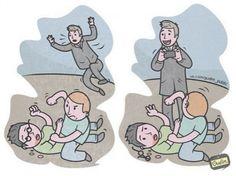 Motivo da escolha: Nossa sociedade, que prefere tirar fotos de uma briga do que ajudar.
