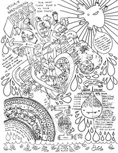 Digestive System Coloring Page | Pinterest | Anatomy, School and ...