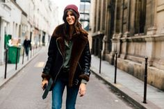 STYLECASTER | 20 SOMETHING SHEARLING JACKETS TO BUY